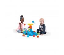 Žaidimas - bokštas su kamuoliukais ir mašinėlėmis | Step2 497400