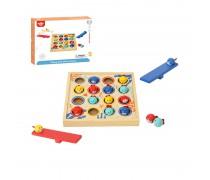 Medinis stalo žaidimas | Skraidančios žuvytės | Tooky TF980