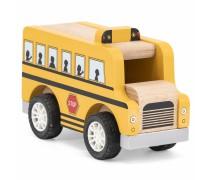 Medinis mokyklinis autobusas   Viga 44514