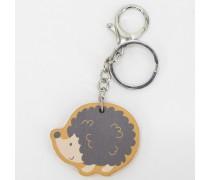 Medinis raktų pakabukas - ežiukas | PolarB | Viga 44104