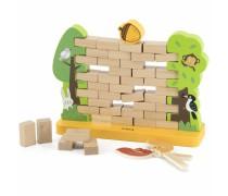 Medinis stalo žaidimas | Krentanti gilė | Viga 44566