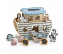 Medinis žaidimas - rūšiuoklis | Nojaus arka| PolarB | Viga 44051