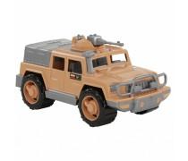 Karinis visureigis automobilis 31 cm | RP Safari Jeep | Wader 63571