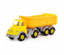 Žaislinis savivartis 56 cm | Huge Truck | Wader 44129