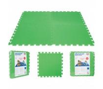 Edukacinis putų kilimėlis 4 vnt. | Žalias | Woopie 31101