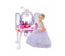 Kosmetinis staliukas su kėdute ir MP3 jungtimi | Interaktyvus | Woopie 30159