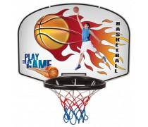 Pakabinamas krepšinio lankas su kamuoliu | Woopie 30746