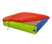 Smėlio dėžė su raudonu uždengimu | Sandplit | Big 56726