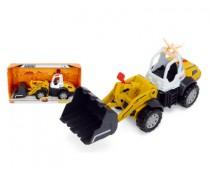 Žaislinis buldozeris | Road Loader | Dickie