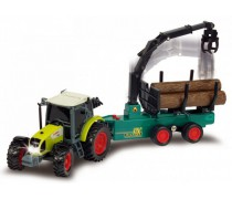 Fermos traktorius su rastais | Dickie