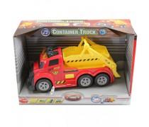 Mini sunkvežimis su buitiniu konteineriu | Dickie