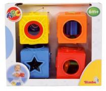 Simba ABC magiški kubeliai su garsu | Simba 4013749
