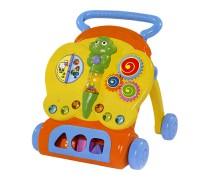 Edukacinis stumdukas vaikštukas su žaislais | Simba 4015090