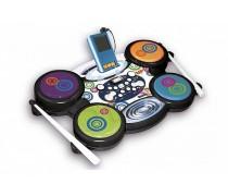 Muzikos studija su elektroniniais būgnais ir MP3 | Simba