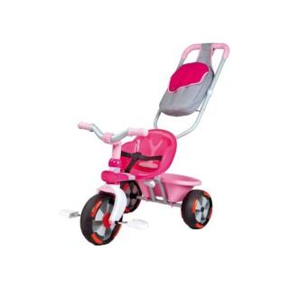 Vaikiškas triratukas   Baby Balade Girl   Smoby 434112