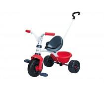 Vaikiškas raudonas triratukas | Be Move | Smoby