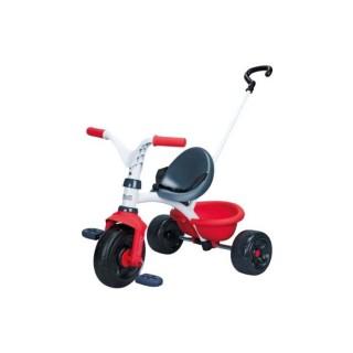 Vaikiškas raudonas triratukas   Be Move   Smoby 444172