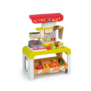 Vaikiška mini parduotuvė su priedais 38 vnt | Smoby 024423