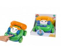 Interaktyvus vaikiškas telefonas su veiduku | Simba 4019611