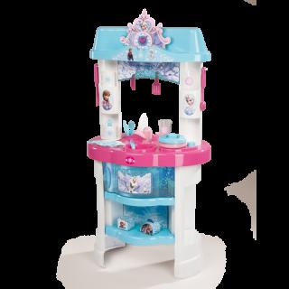 Vaikiška virtuvėlė Ledo karalienė   Frozen    Smoby
