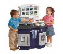 Vaikiška daugiafunkcė virtuvėlė | Side By Side | Little tikes 171499