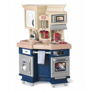 Vaikiška virtuvėlė   Super Chef   Little tikes 614873