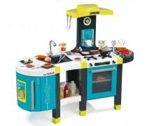 Vaikiška virtuvėlė mini Tefal French Touch su elektroniniu kavos aparatu   Smoby 311200