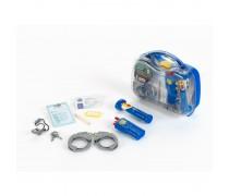 Žaislinis policininko rinkinys lagamine | Klein